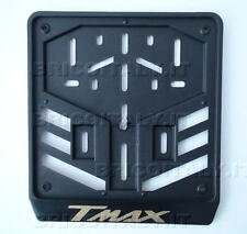 Portatarga Porta Targa Logo TMAX T-Max Oro serigrafato indelebile 21x19 cm ABS