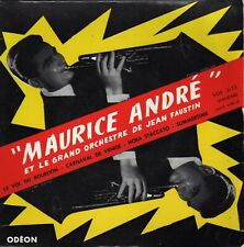 MAURICE ANDRE LE VOL DU BOURDON FRENCH ORIG EP JEAN FAUSTIN