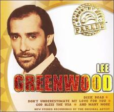 Lee Greenwood : Country Hit Parade [us Import] CD (2006)