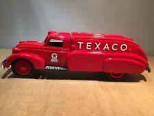 TEXACO #10 - 1939 DODGE AIRFLOW TANKER - ERTL 9500 - MINT CONDITION 1/25 SCALE