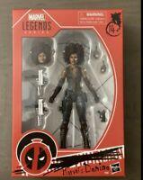 marvel legends xmen deadpool 2 movie Domino 20th anniversary