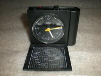Braun 871-B World Travel Alarm Clock Made In Germany