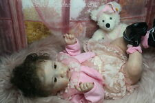 Little  Baby Girl    ***Louisa***   Saskia Kit by Bonnie Brown, Reborn