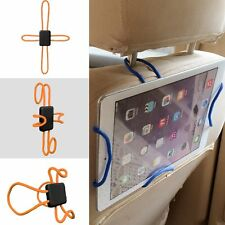 Portable Car Bike Cell Mobile Phone Holder Hanging Mount Tablet Stand Flexible