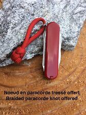 Victorinox Swiss Army Knife -> Rambler Rouge 58mm