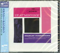 STANLEY TURRENTINE-UP AT MINTON'S (VOL.2)-JAPAN CD Ltd/Ed C41