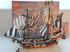 LEGO 6286 Vintage Rare Pirates Skull's Eye Schooner COMPLETE with Box & Manual
