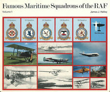 FAMOUS MARITIME SQUADRONS OF THE RAF V1 COASTAL COMMAND WW2 SUNDERLAND POST-WAR