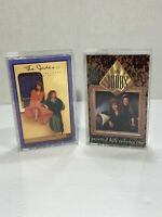 The Judds 2 Cassette Tape Lot Country Greatest Hits RCA RECORDS