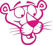 Sticker Vinilo -Pantera Rosa - Pink Panther - Wall Art Decall - Vinyl - Pegatina
