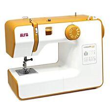 Alfa Compakt 100 - Máquina de coser compacta y Portátil color