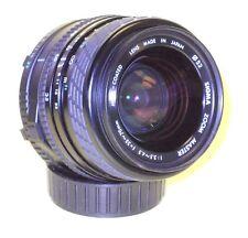 Sigma Zoom Master 35-70mm 1:3,5-4,5 f Minolta M - MINT!