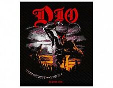 DIO holy diver murray 2005 - WOVEN SEW ON PATCH ronnie james dio