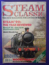 STEAM CLASSIC - MOORS PLEASE - January 1991 #10