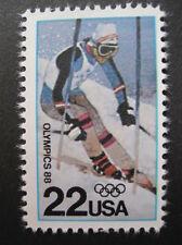 USA MiNr. 1962 ' Olympics 88 ' postfrisch** (T 210)