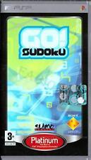 GO! SUDOKU - PSP - NUOVO - TUTTO ITA - Idea Regalo