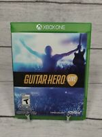 Guitar Hero Live (Xbox One, 2015) Game Only