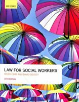 Law for Social Workers by Helen Carr 9780198825982 | Brand New