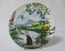 Wedgwood Colin Newman'S Bone China Country The Lakeside 1989 Plate Mib