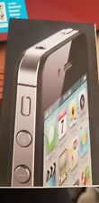 USED Apple iPhone 4 S Empty box only Black 32Gb