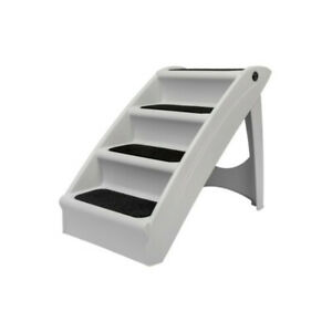 CozyUp Folding Pet Steps - Foldable Stairs for Dogs and Cats Extra Large