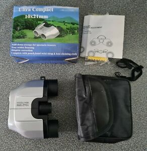 ULTRA COMPACT BINOCULARS 10×21mm