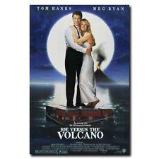 "Joe Versus the Volcano 12""X18"" Tom Hanks Meg Ryan Movie Silk Poster Art Print"