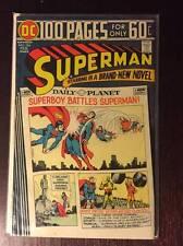 Superman #284, 100 Page Super Spectacular, Vol 1, F+,   DC