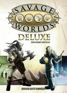 EXPLORERS EDITION SAVAGE WORLDS DELUXE