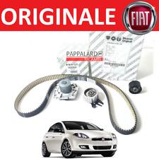 KIT CINGHIA DISTRIBUZIONE + POMPA ACQUA ORIGINALI FIAT BRAVO II 1.6 Multijet