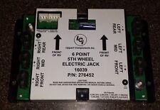 LIPPERT  LCI 5TH WHEEL ELECTRIC JACK CONTROLLER ASSY 16039 P/N 276452