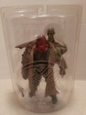"""Mezco 1:12 Hellboy Extended Features 7"""" Action Figure 2004 SDCC Exclusive MIB V"""