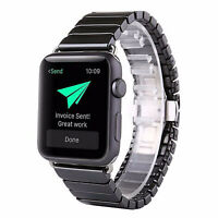 Ceramic Replacement Bracelet Watch Band Strap for Apple iWatch Series 4 3 2 1