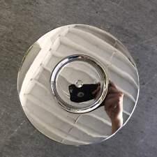 SET (4) center caps chrome BMW 525i 530i 535i 540i 735i 740i 750i OEM NEW  59170