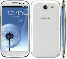 Samsung Galaxy S3 III GT-I9300 - 16GB - White (Unlocked) Smartphone - Grade A
