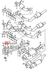 Genuine AUDI A4 Avant S4 quattro Cabrio A6 allroad S6 4F2 Bracket 8E0131561K