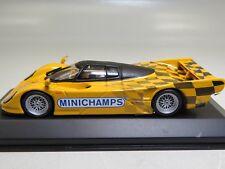 1/43 Dauer Porsche 962 Spielwaren-Messe-Modell Nürnberg 2002 MINICAMPS 430064001