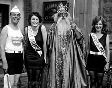 Photo of Miss America pageant winner in 1923