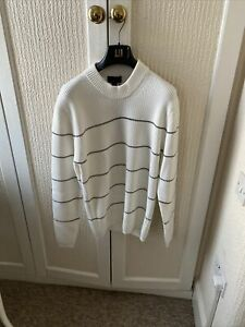 MENS DUNHILL JUMPER SIZE MEDIUM NEW