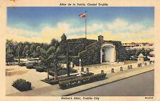 TRUJILLO CITY, DOMINICAN REPUBLIC, NATION'S ALTAR ~ c. 1940s