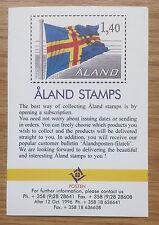 MINT STAMPS: FINLAND, ALAND ISLANDS: 1990, MNH