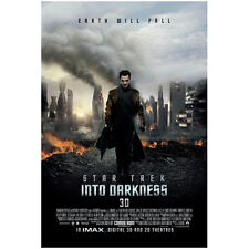 Benedict Cumberbatch Earth Will Fall Star Trek Into Darkness 8 x 10 inch photo