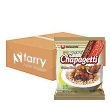 Nongshim Chapagetti Chajangmyun 125g (Pack of 20)