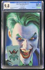 Joker Year of the Villain #1 CGC 9.8 Mayhew Comic Mint Virgin Variant #29 of 600