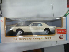 MERCURY COUGAR XR7 ---1967 --- 1/18 SUNSTAR