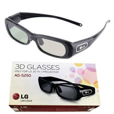 LG 3D Glass Active Shutter Glasses for 3D Plasma TV/ Projector | AG-S250