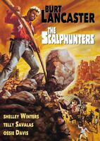 The Scalphunters [New DVD] Widescreen