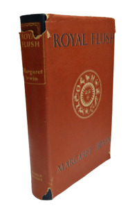 Royal Flush The Story Of Minette By Margaret Irwin The Reprint Society London