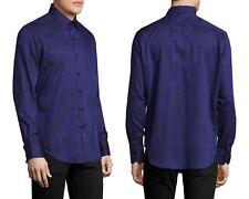 ROBERT GRAHAM Niagara L/S Classic Fit Shirt in Purple Sz.XXL NWT $198