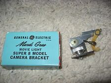 GE super 8 model camera bracket MG-15